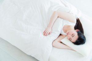 睡眠の質を高めよう!